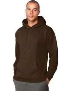 Hanes-Men-039-s-Ultimate-Cotton-Heavyweight-Pullover-Hoodie-14-COLORS-S-3XL