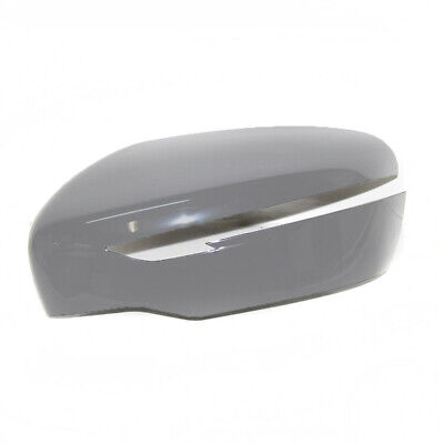 Left Side Wing Mirror Cover Primed Casing Compatible With Qashqai 2007 Onwards OEM 96374JD08E