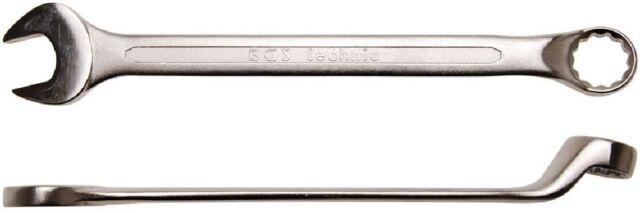 Maul-Ringschlüssel 22 mm Ringseite gekröpft