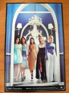 SNSD-GIRLS-039-GENERATION-OH-GG-Lil-Touch-OFFICIAL-POSTER-NEW-K-POP