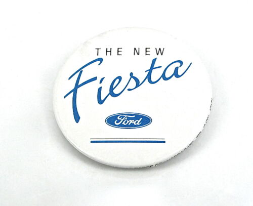 La NUOVA FORD FIESTA Retrò Pin Badge MK4 Zetec GHIA LX due volumi 1.2 1995-2002