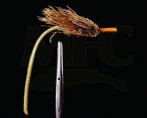 1 Smethurst/'s Hemorrhoidal Mouse Size 2 Fishing Fly Montana Fly Company
