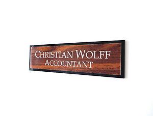 Personalised-Door-Sign-Office-Wall-Door-Name-Plate-Custom-Engraved-Plaque-Logo