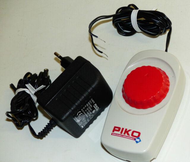 Piko 55003 Fahrregler mit Netzteil / guter Zustand