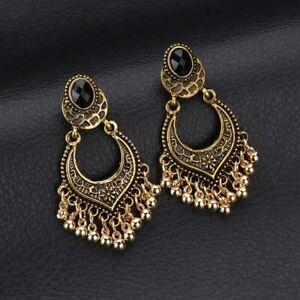 Bollywood Women Gold Bohemian Vintage