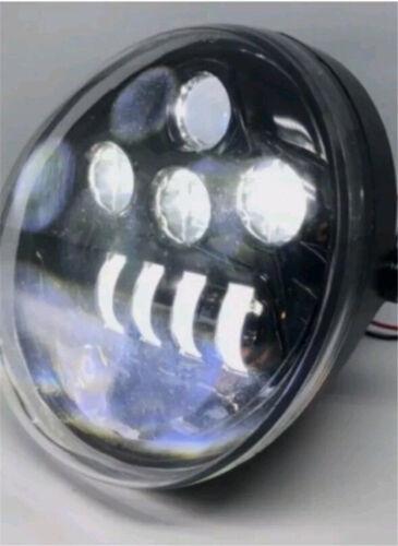 Black Hi//Lo LED Headlight Motor for Harley V Rod V-rod VROD VRSC VRSCA VRSCDX