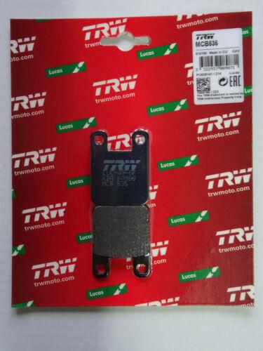 Original TRW-Lucas Bremsbeläge brake pads MCB535 Derbi GPR 50 125