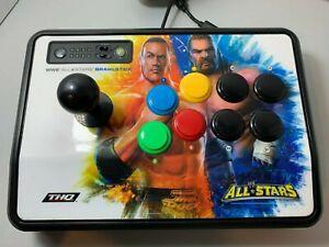 WWE-All-Stars-Brawlstick-Joystick-Arcade-Fight-Pad-Xbox-360-Madcatz-THQ-47187