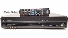 Panasonic DMR-EZ49V DVD Recorder / VHS Videorecorder mit HDMI +FB 12 M. Gewährl.