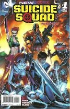 New Suicide Squad #1 (October 2014, DC) Comic Book