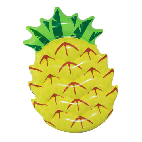 Giant Inflatable Pineapple Pool Float Beach Fun Swimming Water Lounger Lilo Ring