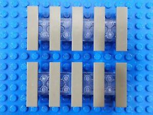 LEGO NEW 1x1 Dark Stone Grey With Studs Two Sides 10x 4213574 Brick 47905