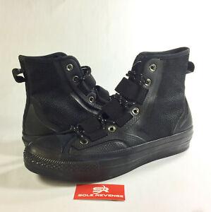 771356f6caa NEW! Converse Chuck Taylor  70 Tech Hiker - 161499C Triple Black ...