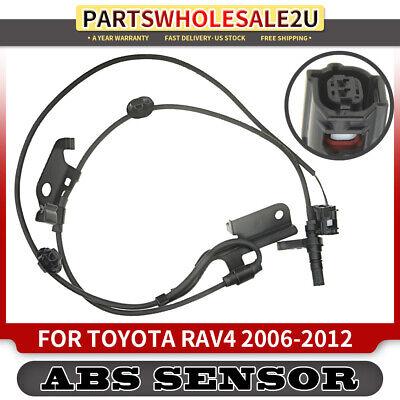 2 ABS Wheel Speed Sensor Front Left /& Right Fits Toyota RAV4 2006-2018 2.4L 3.5L
