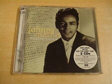2-CD / JOHNNY MATHIS - THE GLOBAL MASTERS