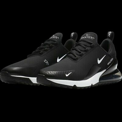 Nike Air Max 270 G Golf Shoe Black Multiple Sizes New In Box Sold Out By Nike Ebay