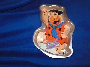 17 Inches Tall 1975 Hanna-Barbera FRED FLINSTONES Cake Pan
