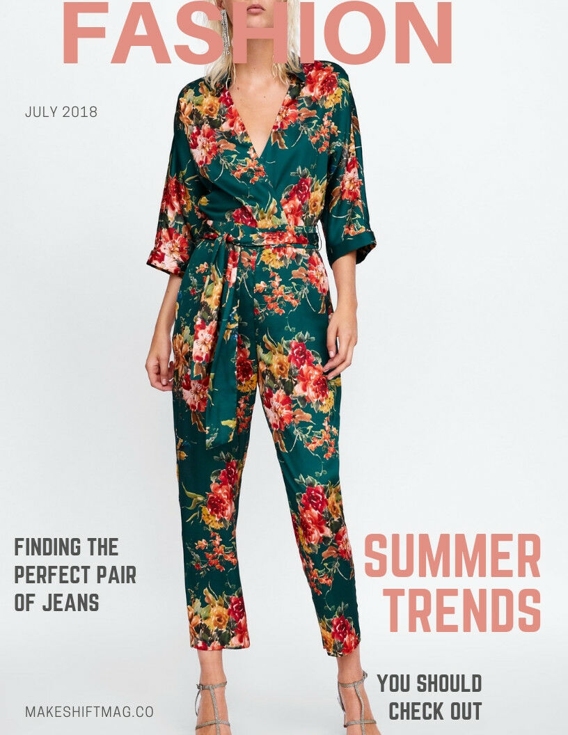 RARE  NWT_ZARA PRINTED KIMONO JUMPSUIT FORAL WITH BELT Multicolor- 8259 137_L