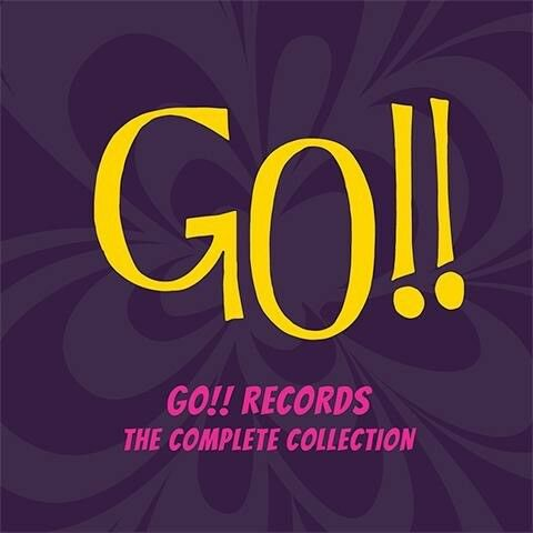 GO!! RECORDS The Complete Collection OZ 4CD Boxset Cherokees MPD Limited Henchme