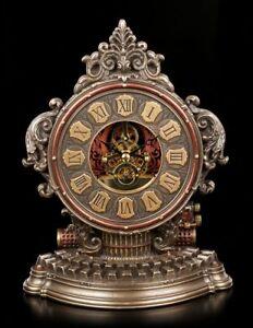 Steampunk-Table-Clock-Typewriter-Veronese-Watch-tischdeko-Gothic