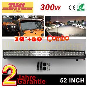 300Watt LED Arbeitsscheinwerfer LKW Work Light bar Auto Leuchte Ford ...