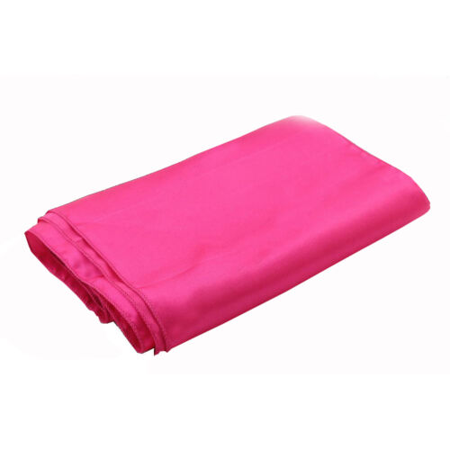 30x275cm Satin Table Runner Covers For Wedding Party Banquet Venue Decor 1-10pcs