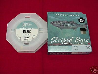 Scientific Anglers Fly Line Striped Bass GREAT NEW