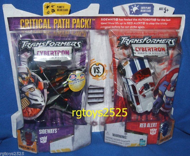 Envío rápido y el mejor servicio Transformers Cybertron 6  hacia los los los lados vs Alerta Roja Nuevo Sellado De Fábrica  Web oficial