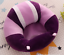 Cute Baby Support Seat Soft Chair Car Cushion Sofa Plush Pillow Pads Plush Toy