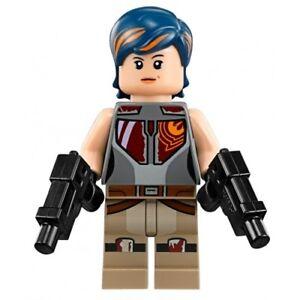 Lego Sabine Wren Minifigure from sets 75106 75090 Star Wars Rebels NEW sw616