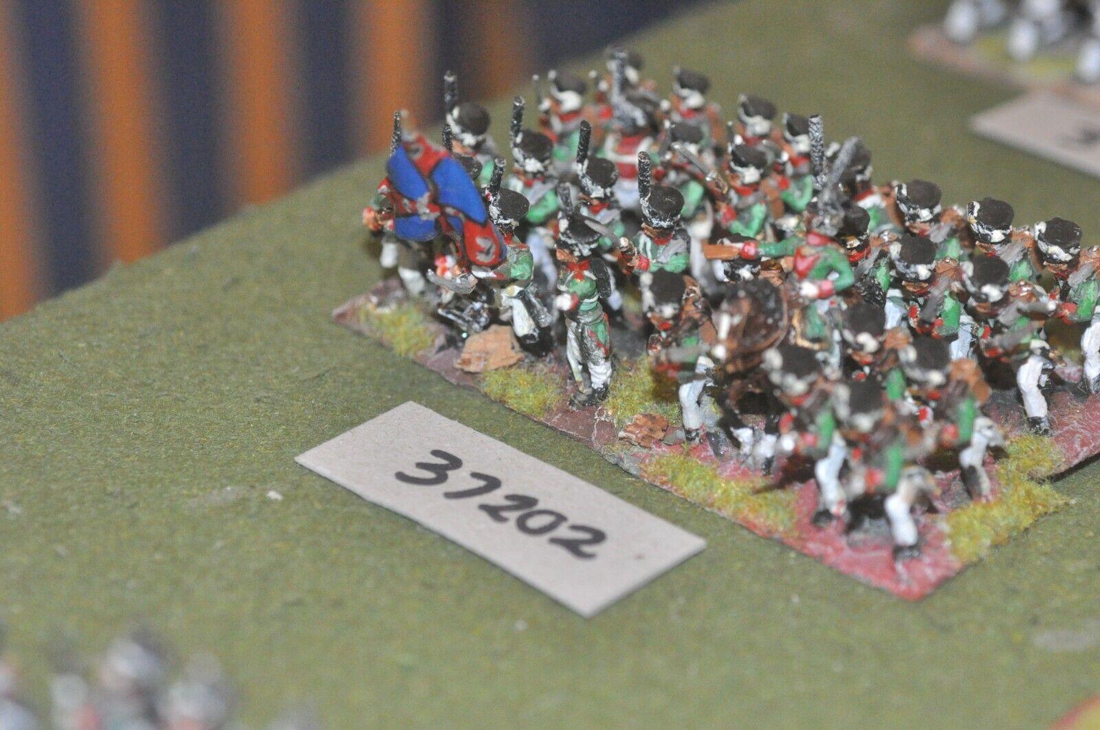25mm napoleónicas ruso-Line 32 figuras-INF (37202)