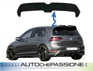 Spoiler-Alettone-GOLF-7-VII-OETTingher-look-VW-no-per-GTI-e-GTD-R-R32-R20