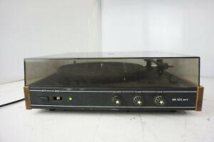 RFT-MA-523-DDR-Plattenspieler-Retro-Vintage-selten-Sammler