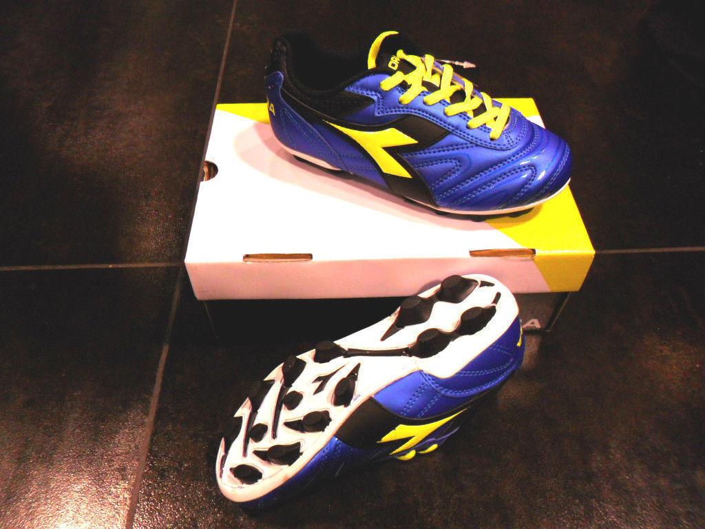 FW17 DIADORA SCARPINI ITALICA MD JR shoes CALCIO FOOTBALL BAMBINO 158469 C3981