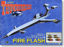 Thunderbirds Fireflash Model by Aoshima - Gerry Anderson