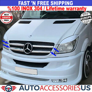2006-2013 Mercedes Sprinter Front Panel Complete High Quality New