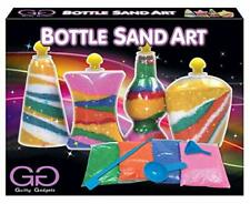 SAND ART 6 BOTTLE KIDS GIRLS CRAFT DIY HOBBY PARTY ACTIVITY TOY GAME KIT SET