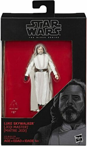 Star Wars The Black Series 3 3//4 Inch Action Figure-Luke Skywalker