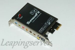 ASUS RAMPAGE EXTREME SOUND BLASTER X-FI DRIVER FOR MAC
