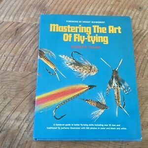 Mastering-the-Art-of-Fly-tying-by-Richard-W-Talleur-1979-HB-1st