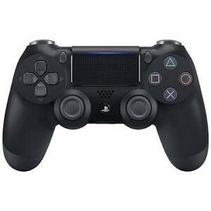 SONY-PS4-Controller-Dualshock-4-V2-Black-New-Wireless