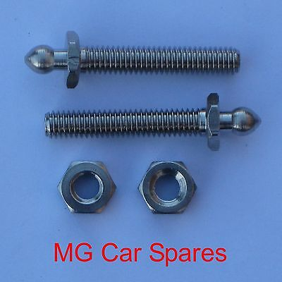 Tenax Kit Special 1 inch long machine screw and extra long rings