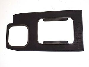 1994-1999-Land-Rover-Discovery-Series-1-RUBBER-CENTER-CONSOLE-TRIM-MAT-CLEAN-OEM