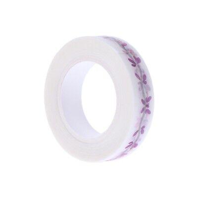 Watercolor Washi Paper Adhesive Tape Masking Sticky Scrapbooking Sticker Decor