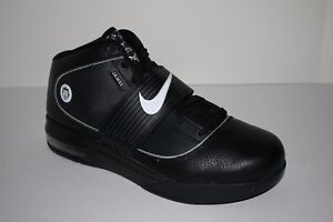52ac710f76cd Nike Zoom Soldier IV TB LeBron James Basketball King James Lion Sz ...
