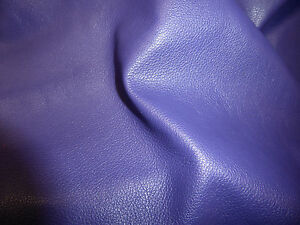 "Leather 8""x10"" NEW dye lot NEW Purple DIVINE 2-2.5oz / .8-1mm PeggySueAlso™"