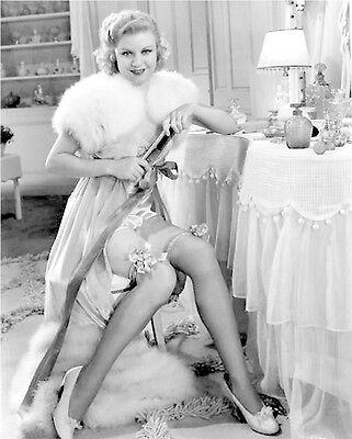 GINGER ROGERS  8 X 10 GLOSSY   PHOTO #4