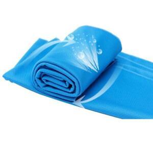 Blue Towel Cold Sensation