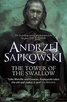 The Tower of the Swallow (Witcher 4) by Andrzej Sapkowski