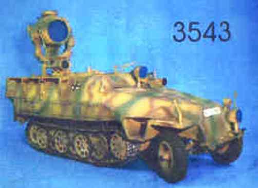 Elite-models (MMB) Sdkfz 251 20 UHU - EL3543A